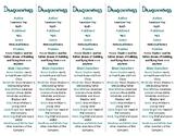 Dragonwings edition of Bookmarks Plus—Fun Freebie & Handy Reading Aid!
