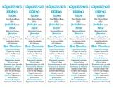 Esperanza Rising edition of Bookmarks Plus—Fun Freebie & Handy Reading Aid!