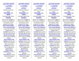Jacob Have I Loved edition of Bookmarks Plus—Fun Freebie & Handy Reading Aid!