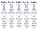King Lear edition of Bookmarks Plus—Fun Freebie & Handy Reading Aid!