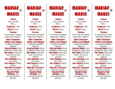 Maniac Magee edition of Bookmarks Plus—A Handy Little Read