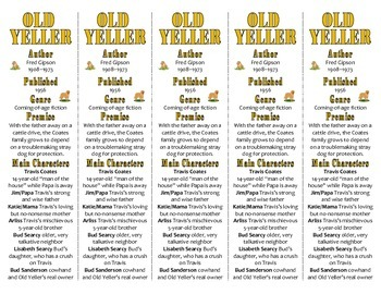 Old Yeller edition of Bookmarks Plus—A Very Handy Little R