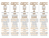 The Adventures of Huckleberry Finn ed. of Bookmarks Plus—Handy Reading Aid!