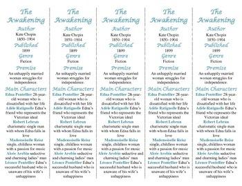 The Awakening edition of Bookmarks Plus—Fun Freebie & Handy Reading Aid!
