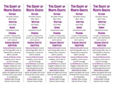 The Count of Monte Cristo ed. of Bookmarks Plus—Fun Freebie & Handy Reading Aid!