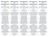 The Importance of Being Earnest ed. of Bookmarks Plus—Fun Freebie/Reading Aid!