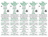 The Magician's Nephew ed. of Bookmarks Plus—Fun Freebie/Handy Reading Aid!