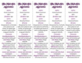 The Midwife's Apprentice ed. of Bookmarks Plus—Fun Freebie & Handy Reading Aid!