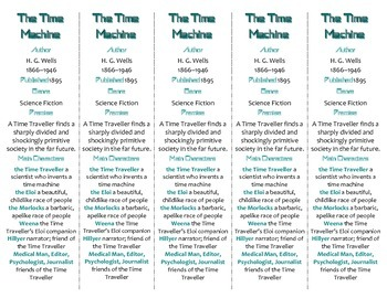 The Time Machine edition of Bookmarks Plus—Fun Freebie & Handy Reading Aid!