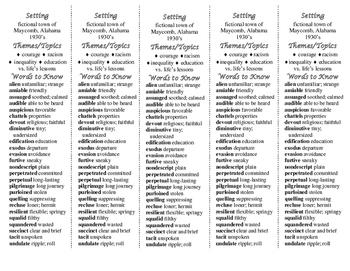 To Kill a Mockingbird edition of Bookmarks Plus—Fun Freebie & Handy Reading Aid!