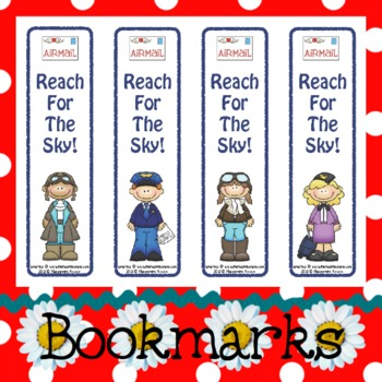 Bookmarks: Reach For The Sky