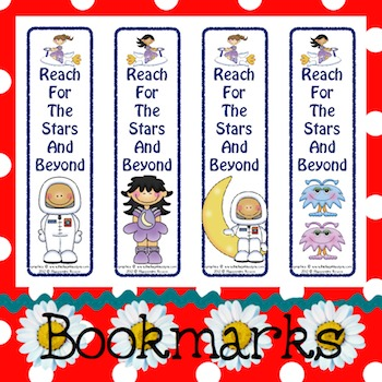 Bookmarks: Reach For The Stars And Beyond