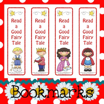 Bookmarks: Read a Good Fairy Tale