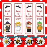 Bookmarks: Read a Spooky Story
