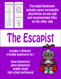 Bookmarks--Recommendations for Escapists
