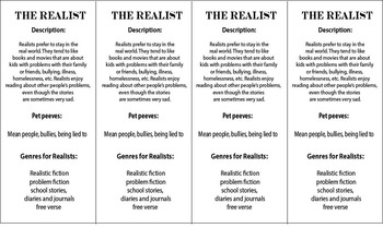 Bookmarks--Recommendations for Realists