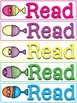Bookmarks Scrappy Kids Reading