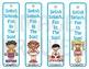 Bookmarks: Splish, Splash...