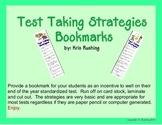 Bookmarks: Test Taking Strategies