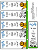 Bookmarks Through the Year - 52 Pages of Bookmarks to Encourage Reading
