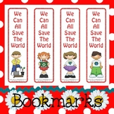 Bookmarks: We Can All Save The World