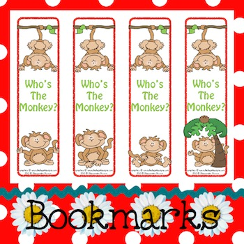Bookmarks: Who's The Monkey?