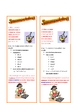 Bookmarks for Reading Strategies