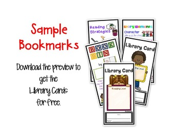 Bookmarks for Reading and Writing