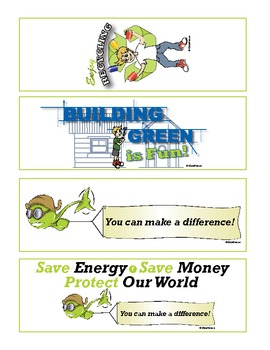 Bookmarks for Saving Energy