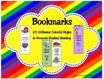 Bookmarks for the Classroom