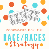 Bookmarks for the RACE and RACES Strategy