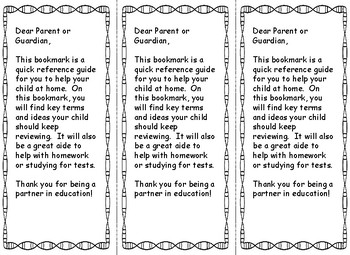 Bookmarks that Teach: Figurative Language - Parents  Librarians