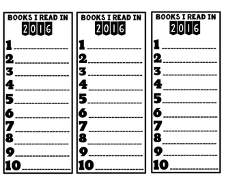 Bookmarks that will excite any READER