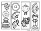 Bookmarks to Color - Chinese New Year