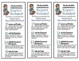 Bookmarks to be an Expert Reader