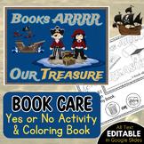 Book Care Interactive PPT and Mini-Book