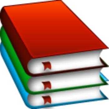 Books Clipart Icon