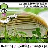 Books, Genres, Resources, Story Elements, Vocabulary Color