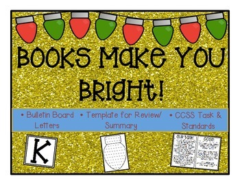 Books Make You Bright! Perfect Holiday Book Review Bulleti
