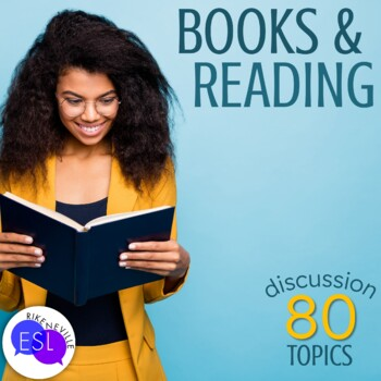 Books and Reading Themed Discussion Topics