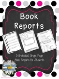 Books Reports for Students