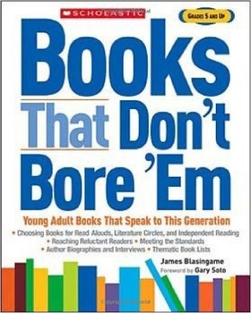 Books That Don't Bore Em!
