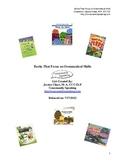 Books That Focus on Teaching Grammatical Skills