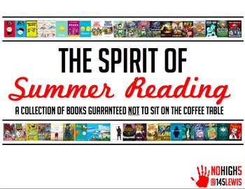 Books They'll Read: Summer 2014