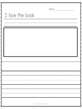 Books We Love! Differentiated Book Reports for the Primary Classroom