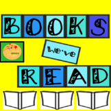 Books We've Read Display