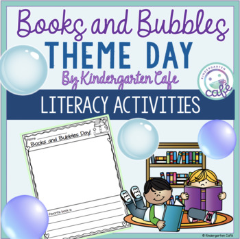 Books and Bubbles Day!