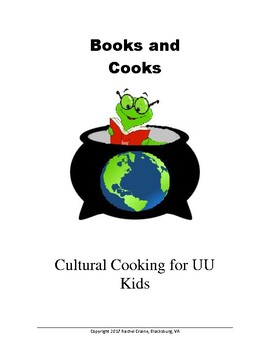 Books and Cooks: Cultural Cooking for UU Kids
