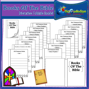 Books of the Bible Booklet
