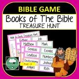 BOOKS OF THE BIBLE Game Hide & Seek TREASURE HUNT